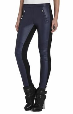 Kalin Motorcycle Legging- these are Hot!! I don't hav any navy ones;)