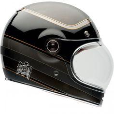 Bell Helmets Bullitt Carbon RSD Bagger Helmet available at Motochanic.com - Roland Sands Design Bullitt Helmet