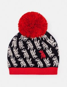 f93c78a4b98 This cosy woolly hat will chase away any chilly-weather blues. The  indulgently soft merino and cashmere yarn in a charming design is sure to  put a smile on ...