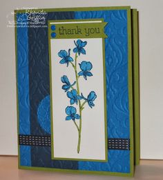 The Stampin' Bunny: Stampin' Addicts Occcasions 2014 Catalog Blog Hop Happy Watercolor