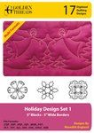 Golden Threads -- Shop | Category: Digitized Quilting Designs