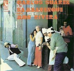 Carlos Suarez Y Su Sambarengue: canta: Mon Rivera-RAM-002 (LP).