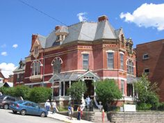 The Copper King Mansion, Butte, MT