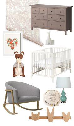 Darling Dexter   nursery inspiration