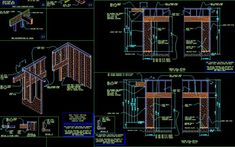 ★【Framing Details】★-CAD Library   AutoCAD Blocks   AutoCAD Symbols   CAD Drawings   Architecture Details│Landscape Details