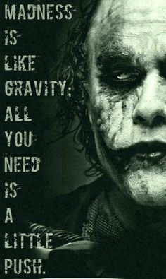 Most memorable quotes from Joker, a movie based on film. Find important Joker Quotes from film. Joker Quotes about who is the joker and why batman kill joker. Dc Comics, Movie Quotes, Life Quotes, Chaos Quotes, Horror Quotes, War Quotes, Famous Quotes, Der Joker, Joker Heath