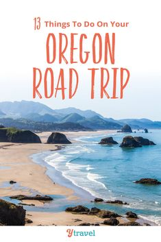 If you are planning an Oregon road trip, here are 13 places to visit in Oregon to put on your Oregon road trip itinerary. Don't visit Oregon before reading these Oregon travel tips! #Oregon #roadtrip #traveltips #USAtravel #roadtrips #Oregontravel #vacation #familytravel #adventuretravel