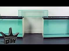 Get the ultimate DIY book ► http://thekingofdiy.com Follow me ► http://facebook.com/uarujoey EASIER way to build an aquarium: https://www.youtube.com/watch?v...