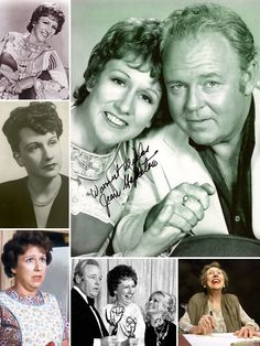 Such a talented lady!!!!!!!! Jean Stapleton (born Jeanne Murray; January 19, 1923 – May 31, 2013).