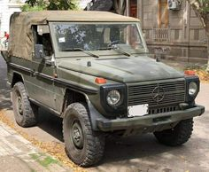 Suv Vehicles, Army Vehicles, Armored Vehicles, Mercedes G Wagen, Mercedes Benz G Class, Mercedez Benz, Suv Cars, G Wagon, Jeeps