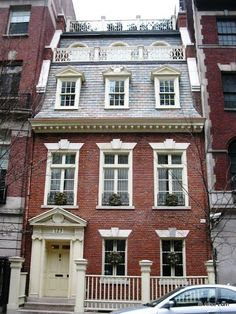 123 East 73rd Street by architects Robertson & Potter c1905