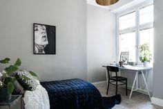 dalagatan-43-3tr_aCzWqf Gravity Home, Scandinavian Apartment, Decoration, Master Bedroom, Pastel, Furniture, Interior Ideas, Home Decor, Twin