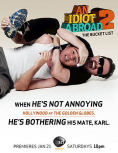 An Idiot Abroad 2: The Bucket List
