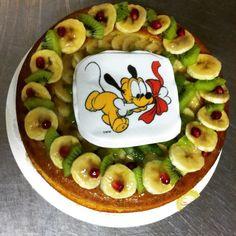 Torta di frutta con Baby Pluto