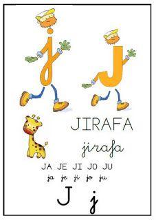 Learning Spanish, Fun Learning, Spanish Alphabet, Letter J, Teaching Materials, Spanish Language, Kids Education, Speech Therapy, Phonics