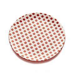 Pumpkin Plate in Appetizer & Dessert Plates | Crate and Barrel
