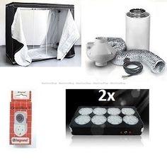 HomeBox XXL. LED 560w #Gardening