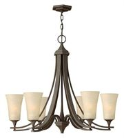 Show products in category Hinkley Lighting 4636OZ Chandeliers Brantley