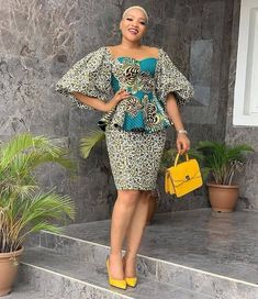 Short African Dresses, Latest African Fashion Dresses, African Print Dresses, African Print Fashion, Africa Fashion, Ankara Fashion, African Prints, African Fabric, Best African Dress Designs