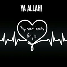 When you love Allah, you are always calm, peaceful & content, because that's our true love  #obeyAllah