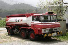 Fuso FT Tank Lory