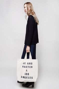 Jasmin Shokrian   Artist Canvas Bag
