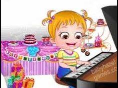 Bebê Hazel Aniversario Surpresa - http://jogosdabebehazel.com.br/jogos/bebe-hazel-aniversario-surpresa/ #BebêHazelAniversarioSurpresa Jogos de Festa
