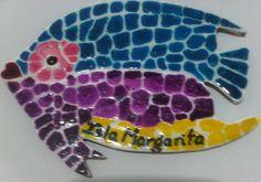 Jacarelado Gaudi, Coin Purse, Purses, Country, Beach, Decorated Boxes, French Art, Pintura, Upcycling