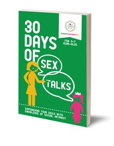Awesome New Book for Parents! Makes Talking about sexual intimacy with your kids super simple! Written by parents and reviewed by professionals, 30 Days of Sex Talks creates awesome conversations between you and your children--build relationships as you tackle anatomy, body image, self-esteem, healthy relationships, protecting from predators, respecting yourself and others and so much more.  #educateempowerkids #intentionalparenting #createconnection #yougotthis