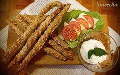 Najrýchlejšie domáce tyčinky - recept | Varecha.sk Ale, Party, Recipes, Basket, Ales, Parties, Recipies, Recipe