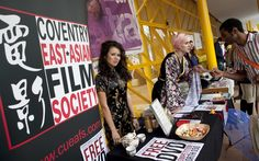 East Asian Film society Coventry University, Asian, Film, Movie, Film Stock, Cinema, Films
