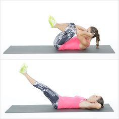 How to Do a Frog Crunch | POPSUGAR Fitness