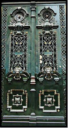 Puerta de Buenos Aires .