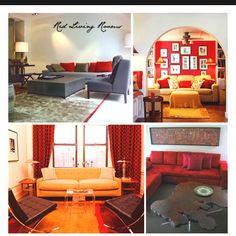 """The """"red living room"""" sticker!"""