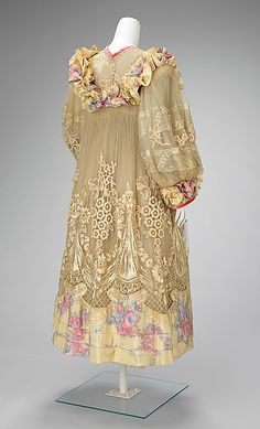 Evening coat | French by Martial & Armand ca. 1905