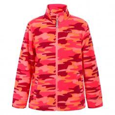 Icepeak Jaime fleece vest junior hot pink