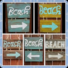 This are made by @4niturefurniture  available at #starsantiquemarket #beachwedding #beachsign #beachside #beachday #handmade #woodsign in space 4 for $14.99 we do ship