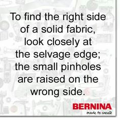 Solid fabric
