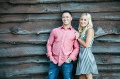 Nick & Amy {Engagements} Photos by Jim Lentz Photography