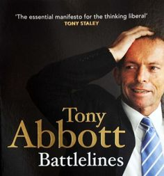 "Australian Prime Minister Tony Abbott, was forced to repay taxpayers nearly $9,400 after receiving travel expenses to promote his book Battlelines in 2009.The repayment occurred after Mr Abbott publicly denied the allegation through a spokesman, who stated: ""All travel undertaken by Mr Abbott has been within the entitlement. This is a blatant attempt by Labor to smear and mislead."""