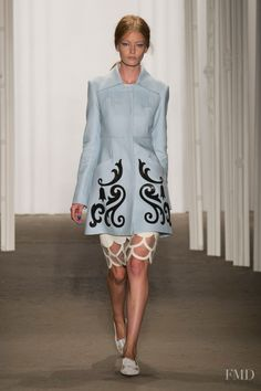 Photo - Honor - Spring/Summer 2015 Ready-to-Wear - new york - Fashion Show | Brands | The FMD #lovefmd