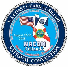 The Coast Guard Auxiliary's 2018 National Convention (NACON) is being held August through in Orlando, Florida. At NACON you can… Coast Guard Auxiliary, National Convention, Orlando Florida, Hold On, Instagram, Naruto Sad, Orlando