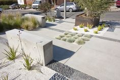 Modern Residential Landscape Architecture