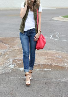 Lilly Style: Fave casual outfit??