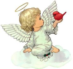 Angel Realm - Free Angel and Cherub Graphics - Angel Realm Angel Sketch, Angel Drawing, Crafts With Pictures, Cute Pictures, Ephemeral Art, Angel Artwork, Free Angel, Vintage Illustration Art, Special Pictures