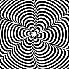 Modern Black & White Geometric Optical Illusion Art Print By Badbugs Design By Humans Optical Illusion Tattoo, Illusion Drawings, Cool Optical Illusions, 3d Drawings, Optical Illusion Wallpaper, Optical Illusion Paintings, Op Art, Zantangle Art, Black And White Illusions