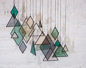 SALE Stained Glass Elements (set of 17)