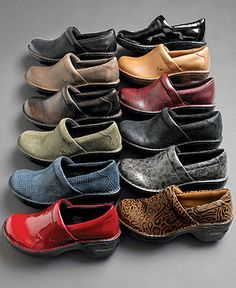 b.o.c. by Born Shoes, Margaret Clogs - Macy's