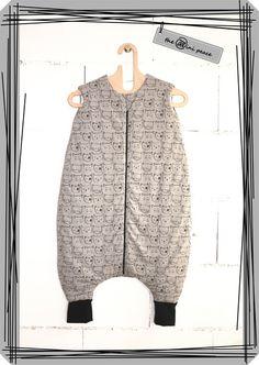 Schlafsäcke - Schlafsack, Schlafsack mit Füßen Motiv CATS - ein Designerstück von theminipeace bei DaWanda