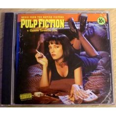 Pulp Fiction: Music From The Motion Picture CD